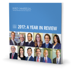 Download our 2017 Year in Review